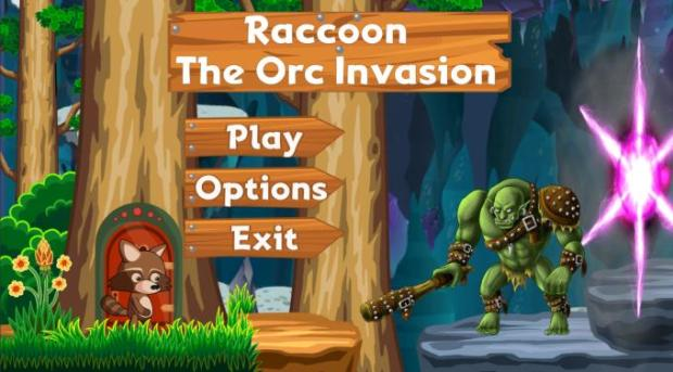 Raccoon: The Orc Invasion Torrent Download