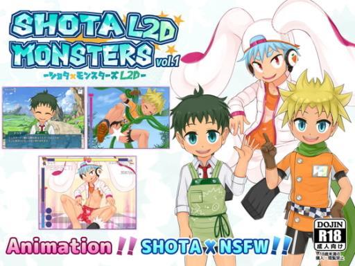 SHOTAxMONSTERS L2D vol.1 Free Download