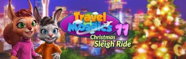 Travel Mosaics 11: Christmas Sleigh Ride Free Download
