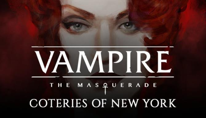 Vampir: Maskeli - New York'taki Coteries Ücretsiz İndir
