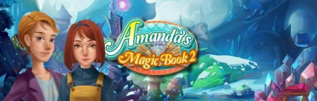 Amanda's Magic Book 2 Free Download
