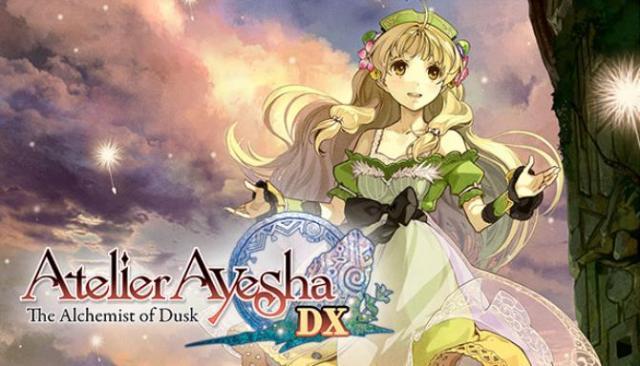 Atelier Ayesha: The Alchemist of Dusk DX Free Download