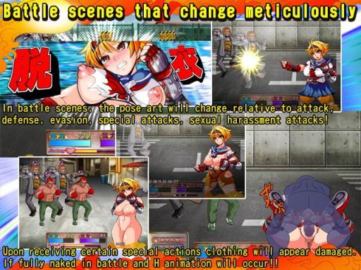 Kamikaze Kommittee Ouka RPG PC Crack