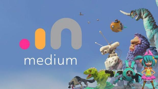 Oculus Medium Free Download