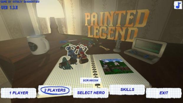 Painted Legend Torrent Download