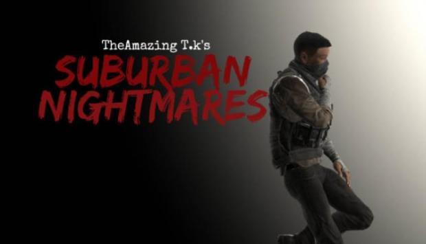 The Amazing T.K's Suburban Nightmares Free Download