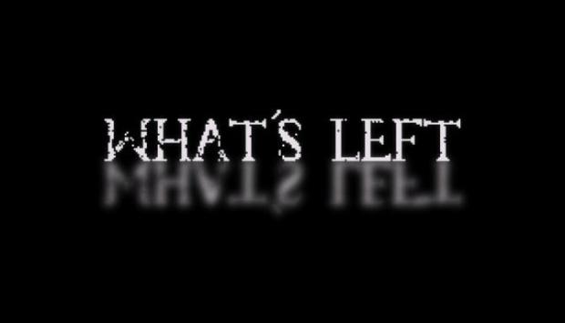 What's Left Free Download