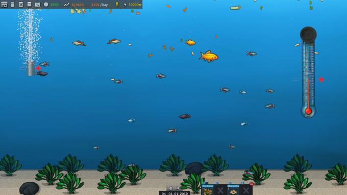 Balık Simülatörü: Akvaryum Müdürü Torrent İndir