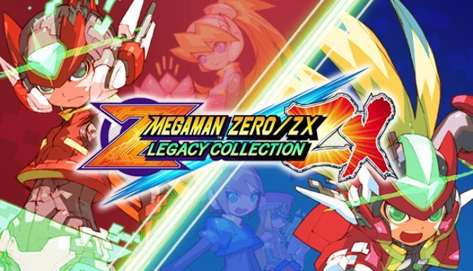 Mega Man Zero / ZX Eski Koleksiyon Ücretsiz İndir