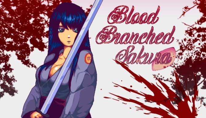 Kan Dallı Sakura Ücretsiz İndir