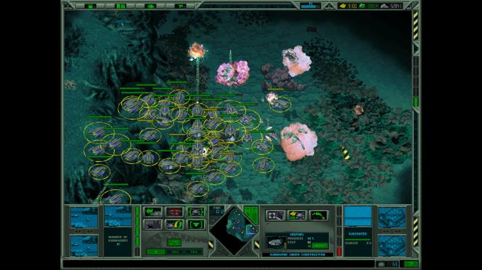 Submarine Titans PC Crack