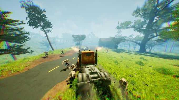 Zombie Road Rider PC Crack