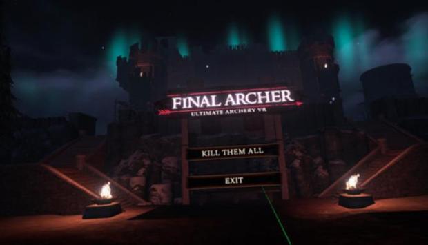 FINAL ARCHER VR Torrent Download