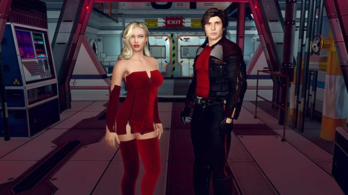 Gelecekteki Aşk Uzay Makinesi: Glimmer Deck PC Crack