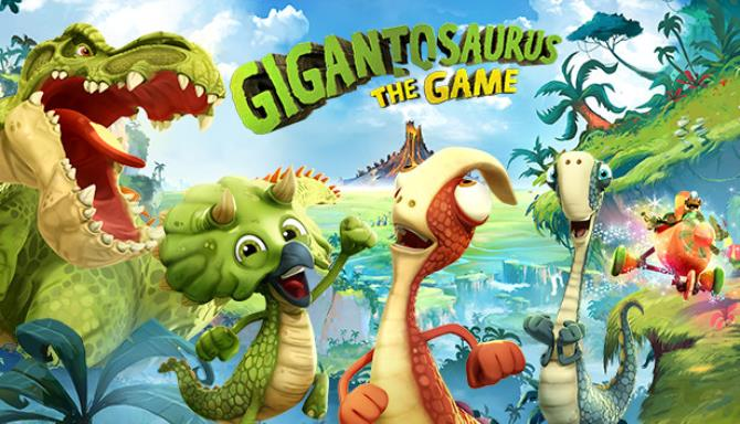 Gigantosaurus Oyunu Bedava İndir