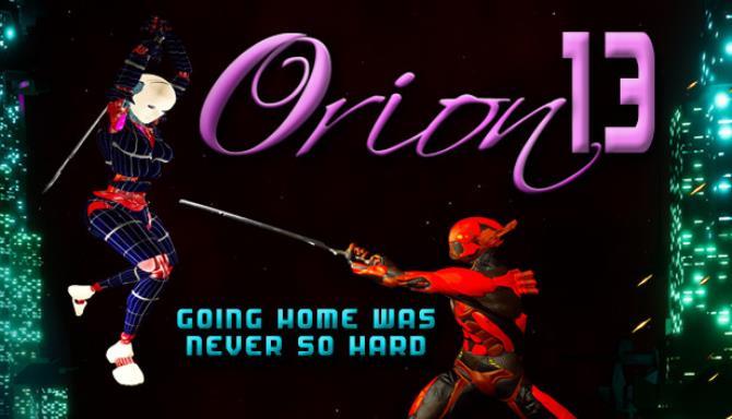 Orion13 Ücretsiz İndir