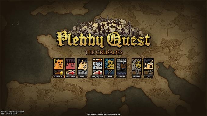 Plebby Quest: Haçlı Seferleri Torrent İndir