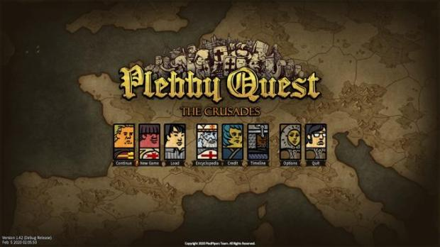 Plebby Quest: The Crusades Torrent Download