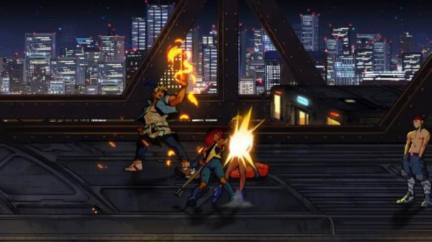 Streets of Rage 4 Torrent Download