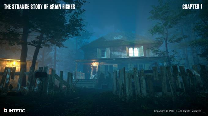 Brian Fisher'ın Tuhaf Hikayesi: Bölüm 1 Torrent İndir