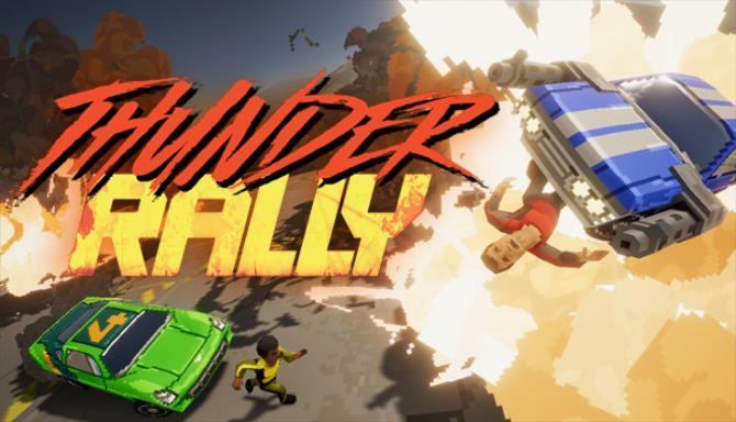 Thunder Ralli Ücretsiz İndir