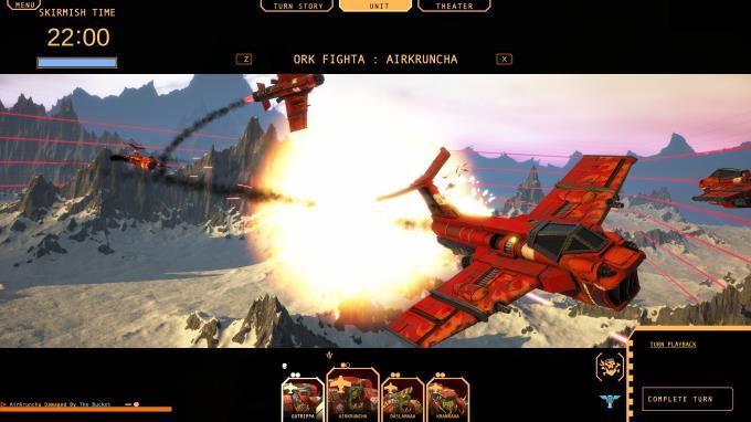 Aeronautica Imperialis: Uçuş Komutanlığı PC Çatlaması