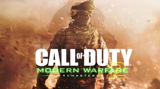 Call Of Duty Modern Warfare 2 Kampanyası Yeniden İndirildi