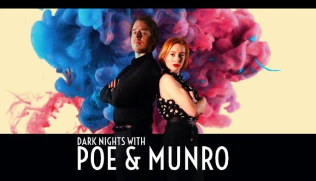 Dark Nights with Poe and Munro Free Download