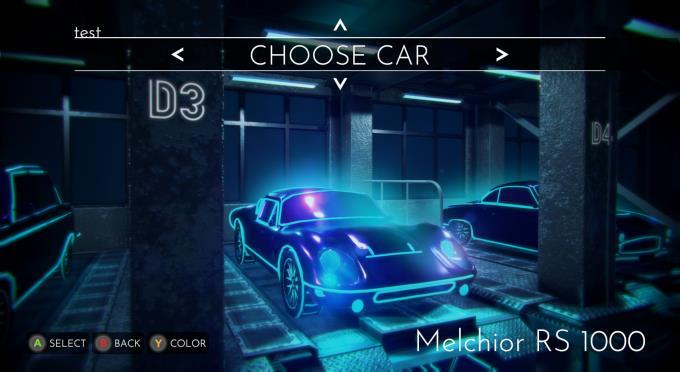 Electro Ride: Neon Racing PC Crack