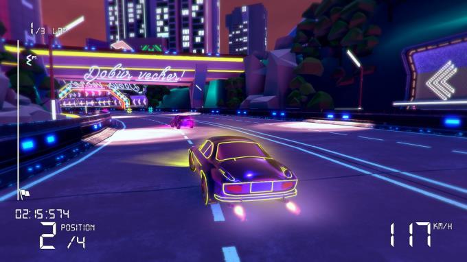 Electro Ride: Neon Yarışı Torrent İndir