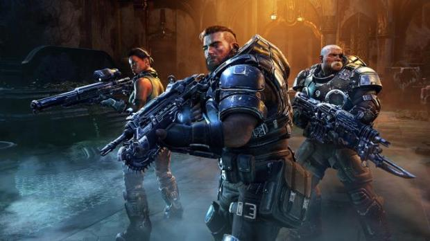 Gears Tactics Torrent Download