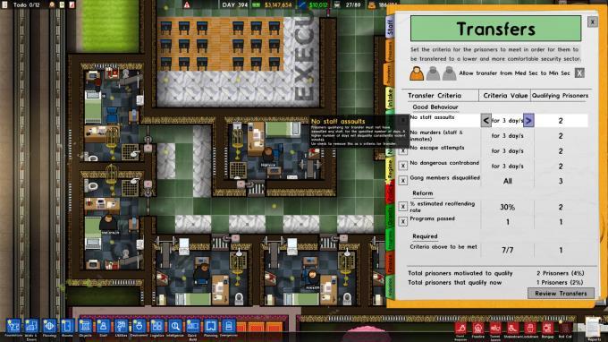 Hapishane Mimarı - Transfer PC Crack için Temizlendi