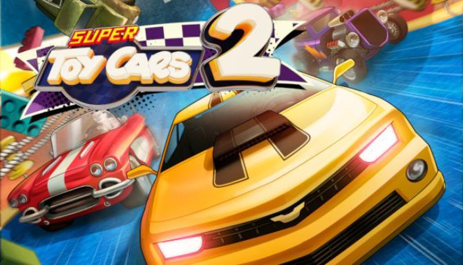 Süper Oyuncak Arabalar 2 Bedava İndir