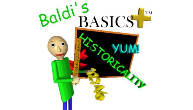 Baldi's Basics Plus Ücretsiz İndirme