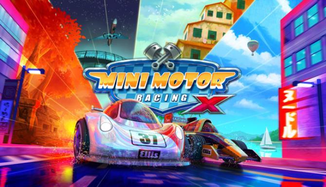 Mini Motor Racing X Bedava İndir