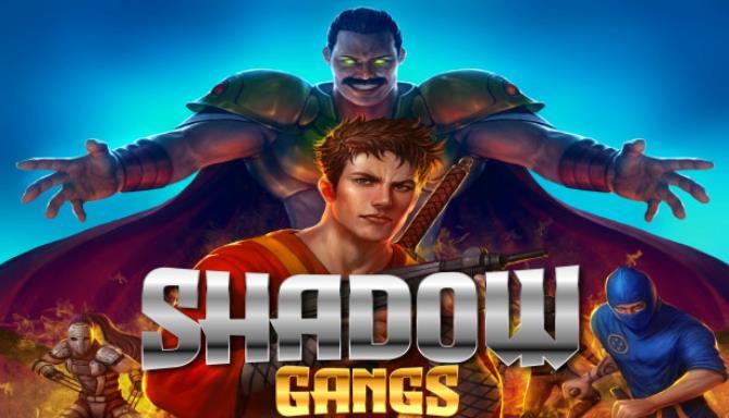 Shadow Gangs Ücretsiz İndir