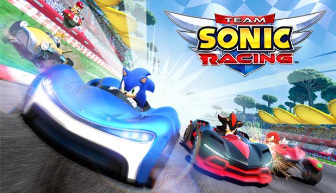 Team Sonic Racing Ücretsiz İndir