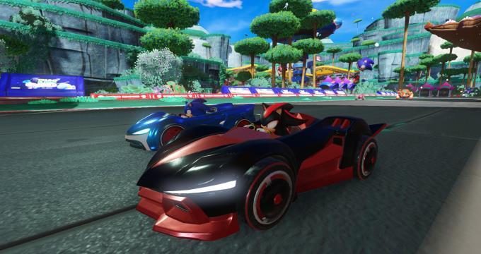 Takım Sonic Racing PC Crack