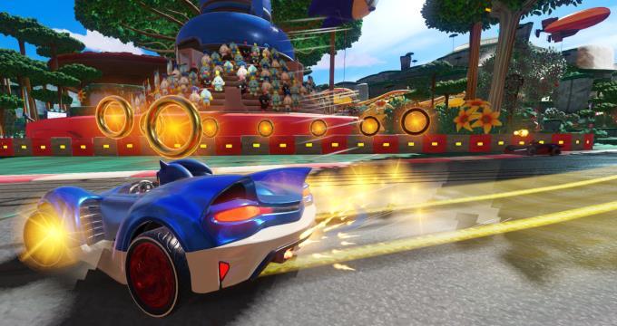 Takım Sonic Yarış Torrent İndir