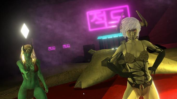 Demon Dance Party Torrent İndir