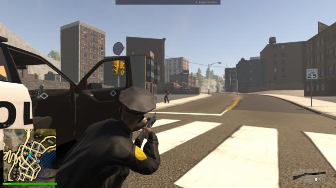 Yanıp Sönen Işıklar - Polis, İtfaiye, Acil Servis Simülatörü PC Crack