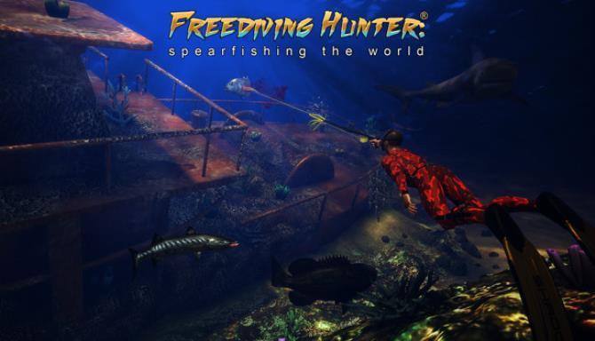 Serbest Dalış Avcısı Spearfishing Dünya Bedava İndir