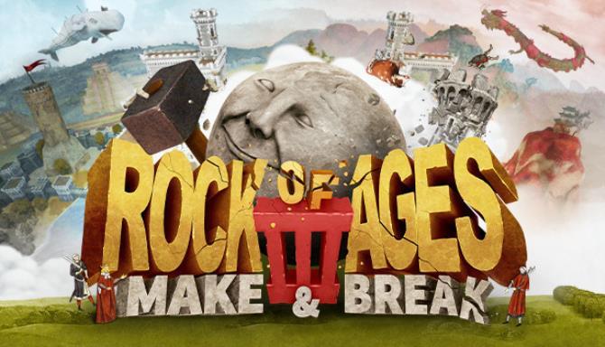 Rock of Ages 3: Make & Break Ücretsiz İndir