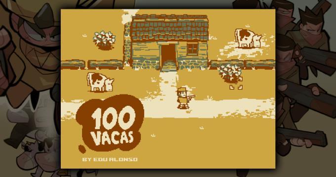 100 vacas Torrent İndir