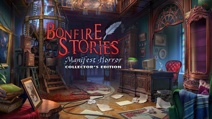 Şenlik Ateşi Hikayeleri: Manifest Horror Collector's Edition Ücretsiz İndirme