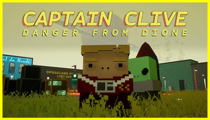Kaptan Clive: Dione'den Tehlike Ücretsiz İndirin