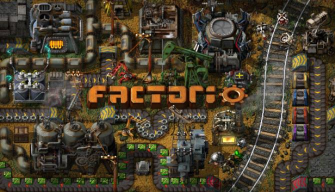 Factorio Ücretsiz İndirme