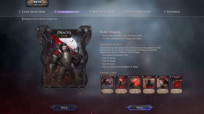 Ölümsüz Diyar: Vampir Savaşları PC Crack