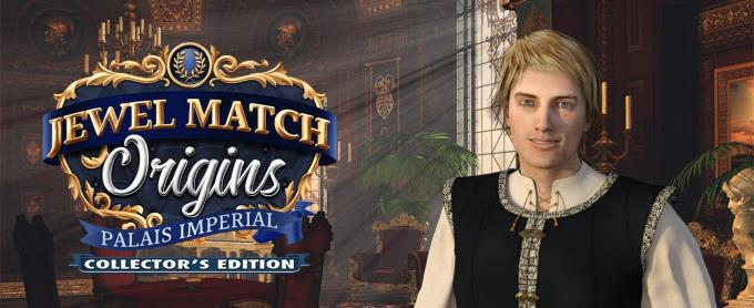 Jewel Match Origins: Palais Imperial Collector's Edition Ücretsiz İndirme