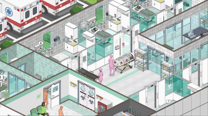 Proje Hastanesi - Bulaşıcı Hastalıklar Bölümü Torrent İndir
